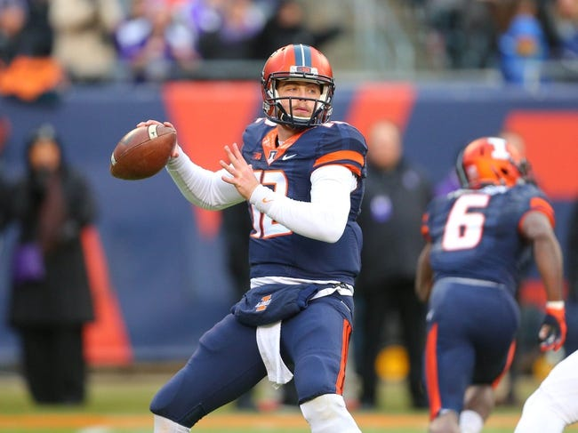 Illinois vs. Purdue - 10/8/16 College Football Pick, Odds, and Prediction
