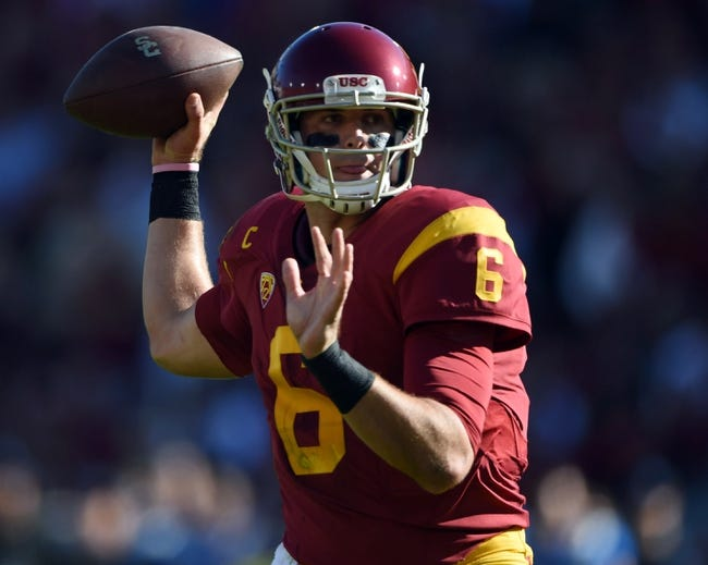 USC vs. Wisconsin - 12/30/15 College Football Holiday Bowl Pick, Odds, and Prediction
