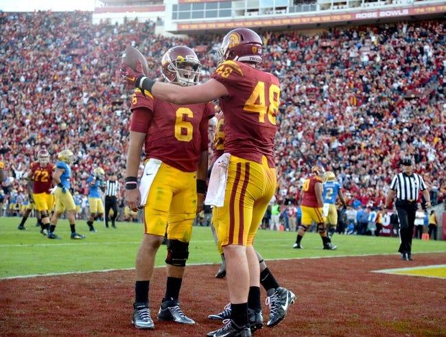 CFB | Stanford Cardinal (10-2) at Southern Cal Trojans (8-4)