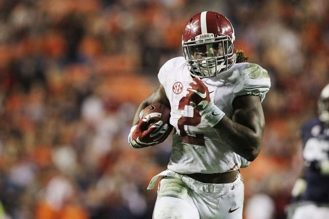 Alabama Crimson Tide vs. Florida Gators  SEC Championship- 12/5/15 College Football Pick, Odds, and Prediction