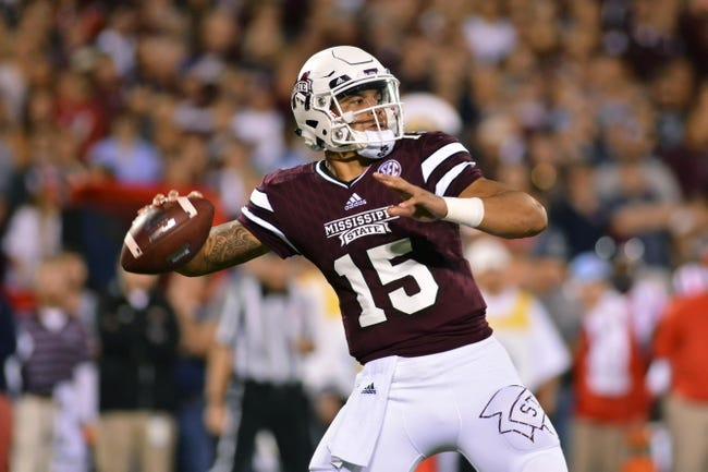 NC State  vs. Mississippi State - 12/30/15 College Football Belk Bowl Pick, Odds, and Prediction