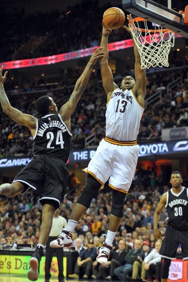 Brooklyn Nets vs. Cleveland Cavaliers - 1/20/16 NBA Pick, Odds, and Prediction