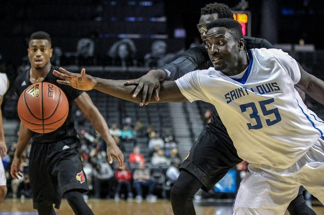 Saint Louis Billikens vs. Eastern Illinois Panthers - 11/17/16 College Basketball Pick, Odds, and Prediction