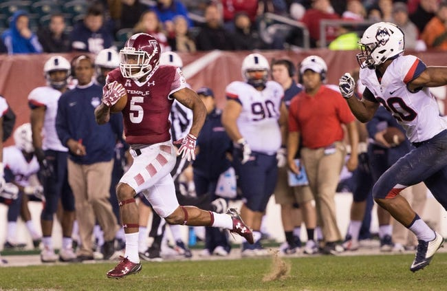 CFB | Temple Owls (10-3) at Toledo Rockets (9-2)