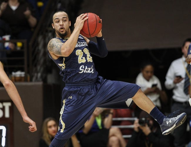 Montana State Bobcats vs. Eastern Washington Eagles - 1/21/16 College Basketball Pick, Odds, and Prediction