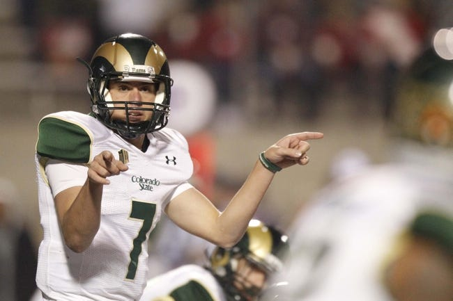 Colorado State vs. Nevada - 12/29/15 College Football Arizona Bowl Pick, Odds, and Prediction