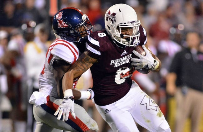 Mississippi State vs. South Alabama - 9/3/16 College Football Pick, Odds, and Prediction