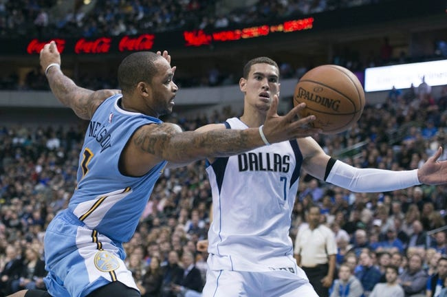 Mavericks vs. Nuggets - 2/26/16 NBA Pick, Odds, and Prediction
