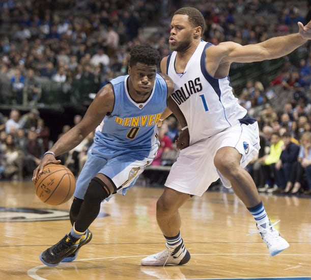 Denver Nuggets at Dallas Mavericks  - 2/26/16 NBA Pick, Odds, and Prediction