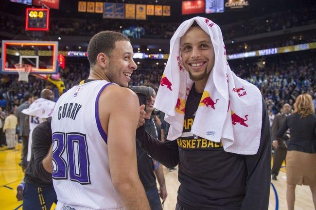 Golden State Warriors vs. Sacramento Kings - 12/28/15 NBA Pick, Odds, and Prediction