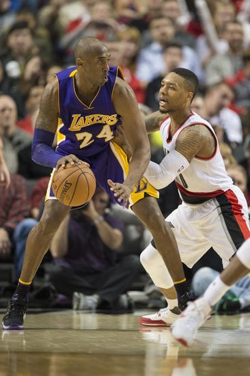 Lakers at Trail Blazers - 1/23/16 NBA Pick, Odds, and Prediction