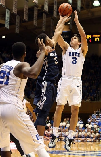 Duke Blue Devils vs. Buffalo Bulls - 12/5/15 College Basketball Pick, Odds, and Prediction