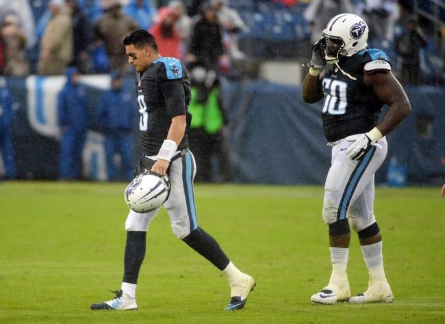 Titans vs. Jaguars - 12/6/15 NFL Pick, Odds, and Prediction