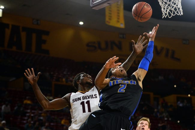 UC Davis Aggies vs. Santa Barbara Gauchos - 2/11/16 College Basketball Pick, Odds, and Prediction
