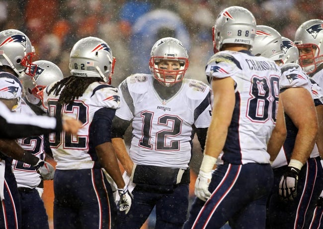 Patriots vs. Eagles - 12/6/15 NFL Pick, Odds, and Prediction