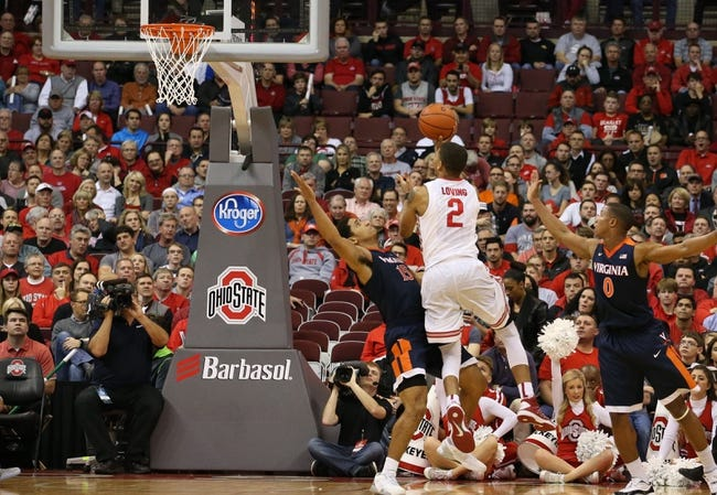 Ohio State vs. VMI - 12/5/15 College Basketball Pick, Odds, and Prediction