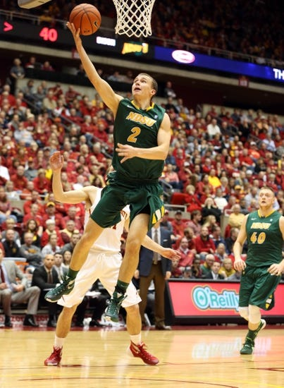 North Dakota State vs. Nebraska Omaha - 1/7/16 College Basketball Pick, Odds, and Prediction