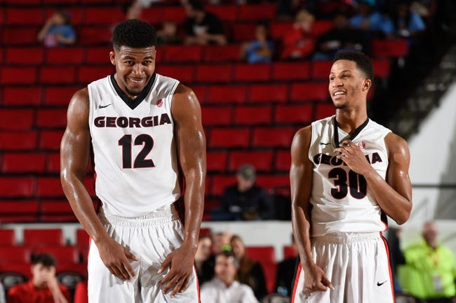 Georgia vs. Kansas State - 12/4/15 College Basketball Pick, Odds, and Prediction