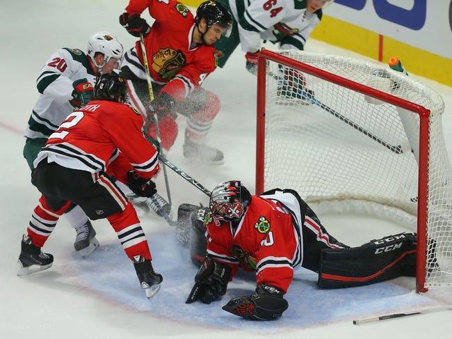 Wild vs. Blackhawks - 2/21/16 NHL Pick, Odds, and Prediction