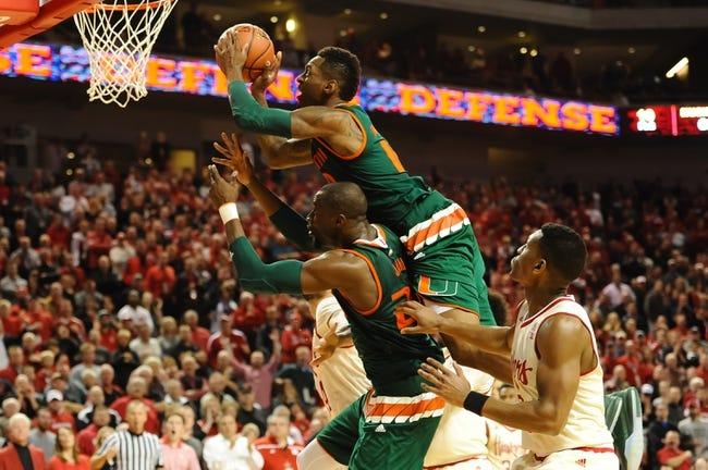 Miami vs. Princeton - 12/29/15 College Basketball Pick, Odds, and Prediction