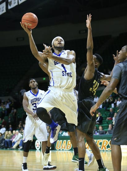 Georgia State Panthers vs. Arkansas-Little Rock Trojans - 2/18/16 College Basketball Pick, Odds, and Prediction