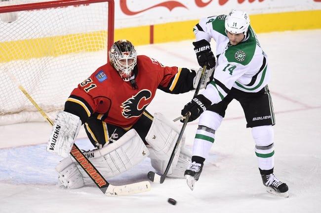 Dallas Stars vs. Calgary Flames - 12/17/15 NHL Pick, Odds, and Prediction