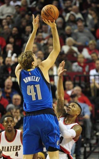 Dallas Mavericks vs. Portland Trail Blazers - 3/20/16 NBA Pick, Odds, and Prediction