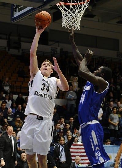 DePaul Blue vs. George Washington - 12/22/15 College Basketball Pick, Odds, and Prediction