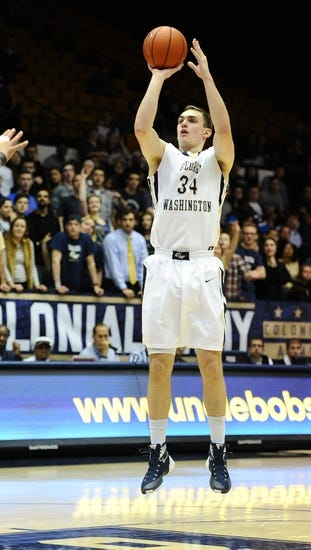 George Washington Colonials vs. Saint Peter's Peacocks - 12/19/15 College Basketball Pick, Odds, and Prediction