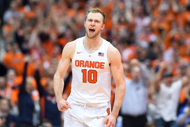 Georgetown vs. Syracuse - 12/5/15 College Basketball Pick, Odds, and Prediction