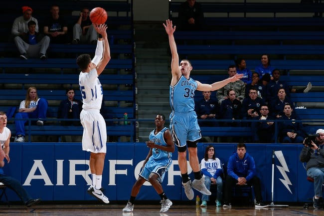 Air Force vs. San Jose State - 1/2/16 College Basketball Pick, Odds, and Prediction