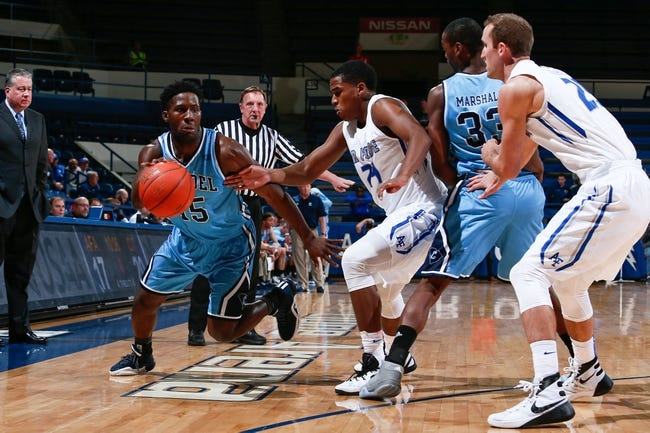 The Citadel Bulldogs vs. Samford Bulldogs - 2/8/16 College Basketball Pick, Odds, and Prediction