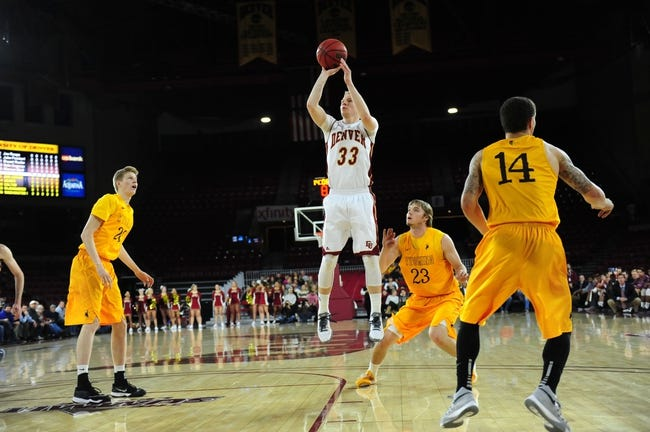 Denver Pioneers vs. Western Illinois Leathernecks - 2/11/16 College Basketball Pick, Odds, and Prediction