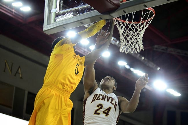 Denver vs. Wyoming - 11/29/17 College Basketball Pick, Odds, and Prediction