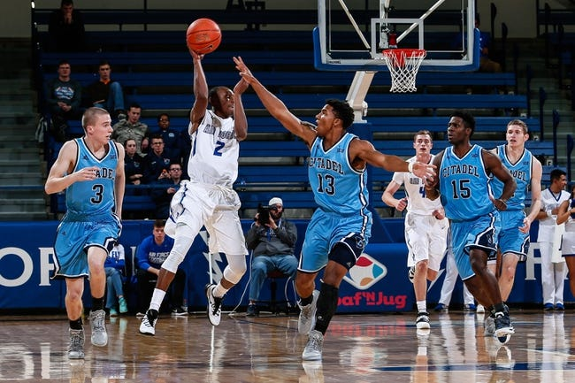 The Citadel vs. UNC Greensboro - 1/28/16 College Basketball Pick, Odds, and Prediction