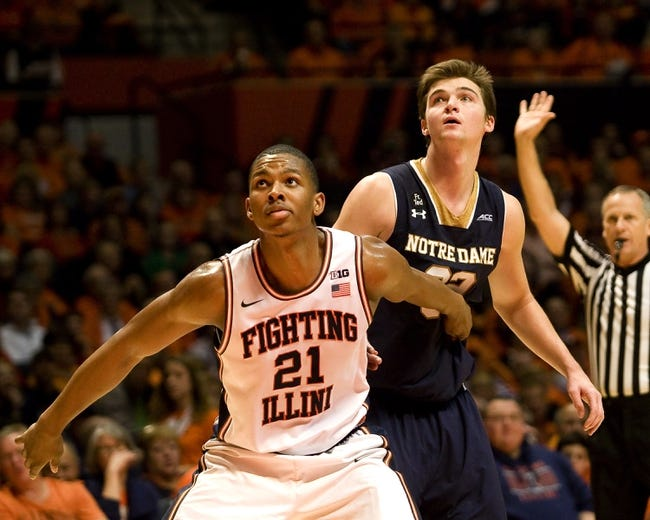 Illinois vs. Western Carolina - 12/5/15 College Basketball Pick, Odds, and Prediction