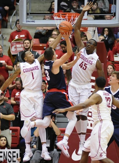 Washington State Cougars vs. Texas El Paso Miners - 12/13/15 College Basketball Pick, Odds, and Prediction