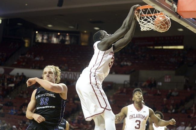 Villanova Wildcats vs. Oklahoma Sooners - 12/7/15 College Basketball Pick, Odds, and Prediction