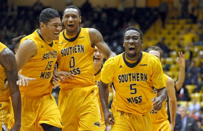 Southern Miss vs. North Dakota State - 12/6/15 College Basketball Pick, Odds, and Prediction