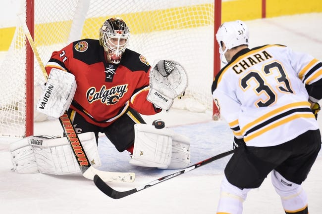 Boston Bruins vs. Calgary Flames - 3/1/16 NHL Pick, Odds, and Prediction