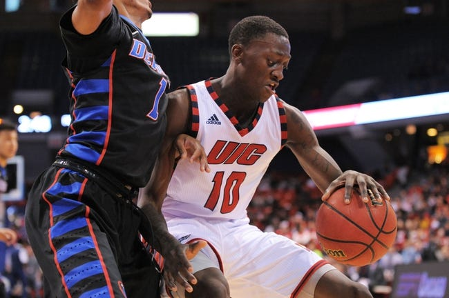 UIC vs. Detroit - 2/19/16 College Basketball Pick, Odds, and Prediction