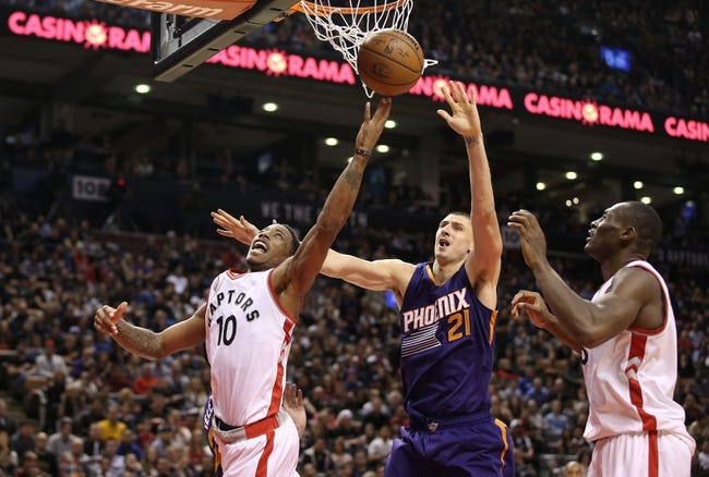 Raptors at Suns - 2/2/16 NBA Pick, Odds, and Prediction