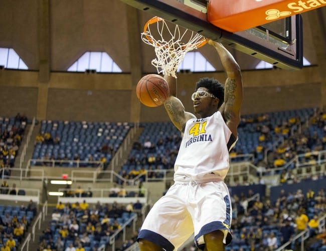 West Virginia vs. Louisiana-Monroe - 12/13/15 College Basketball Pick, Odds, and Prediction