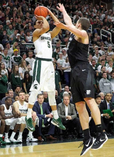 Michigan State Spartans vs. MD-Eastern Shore Hawks - 12/9/15 College Basketball Pick, Odds, and Prediction
