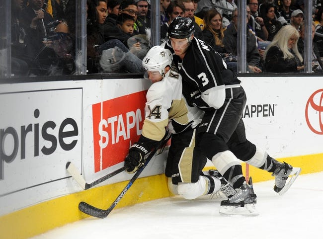 Pittsburgh Penguins vs. Los Angeles Kings - 12/11/15 NHL Pick, Odds, and Prediction