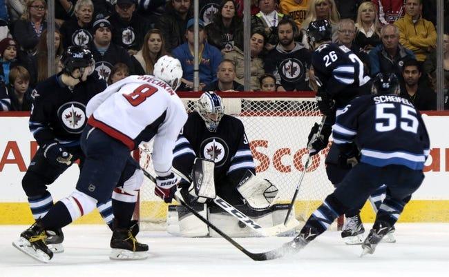 Winnipeg Jets vs. Washington Capitals - 11/1/16 NHL Pick, Odds, and Prediction