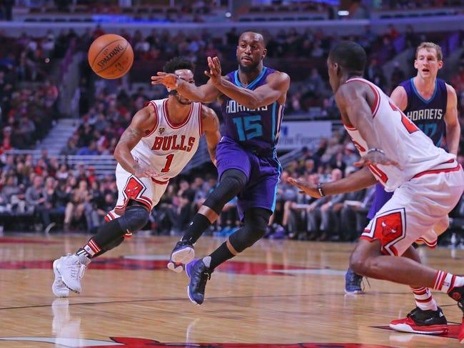 Hornets vs. Bulls - 2/8/16 NBA Pick, Odds, and Prediction