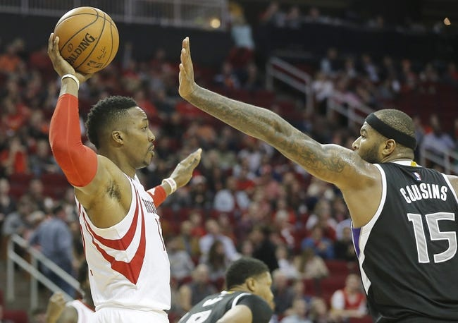 Rockets at Kings - 12/15/15 NBA Pick, Odds, and Prediction