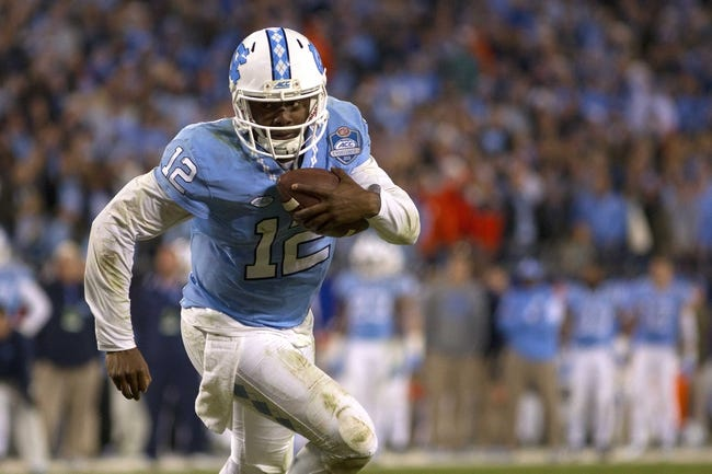 North Carolina vs. Baylor - 12/29/15 Russell Athletic Bowl College Football Pick, Odds, and Prediction