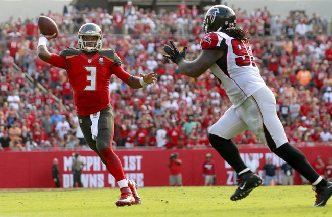Tampa Bay Buccaneers at Atlanta Falcons- 9/11/16 NFL Pick, Odds, and Prediction